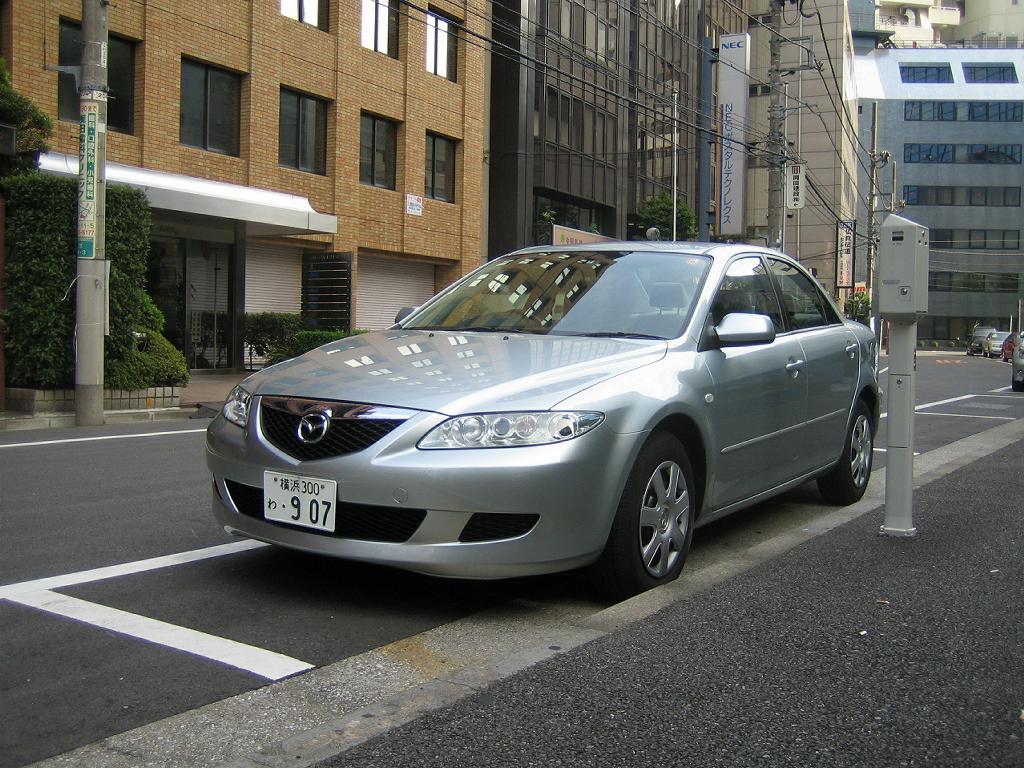 マツダレンタカー(2): 乗用車